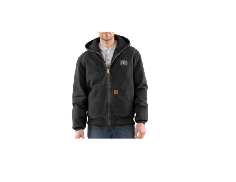 Carhartt jacket embroidered makaroka